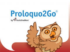 The Proloquo2Go App and Bluebee Pals