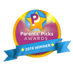 2018 Parents' Picks Winner - Bluebee Pals