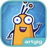 Alien Buddies – Preschool Learning Activities by Artgig Studio
