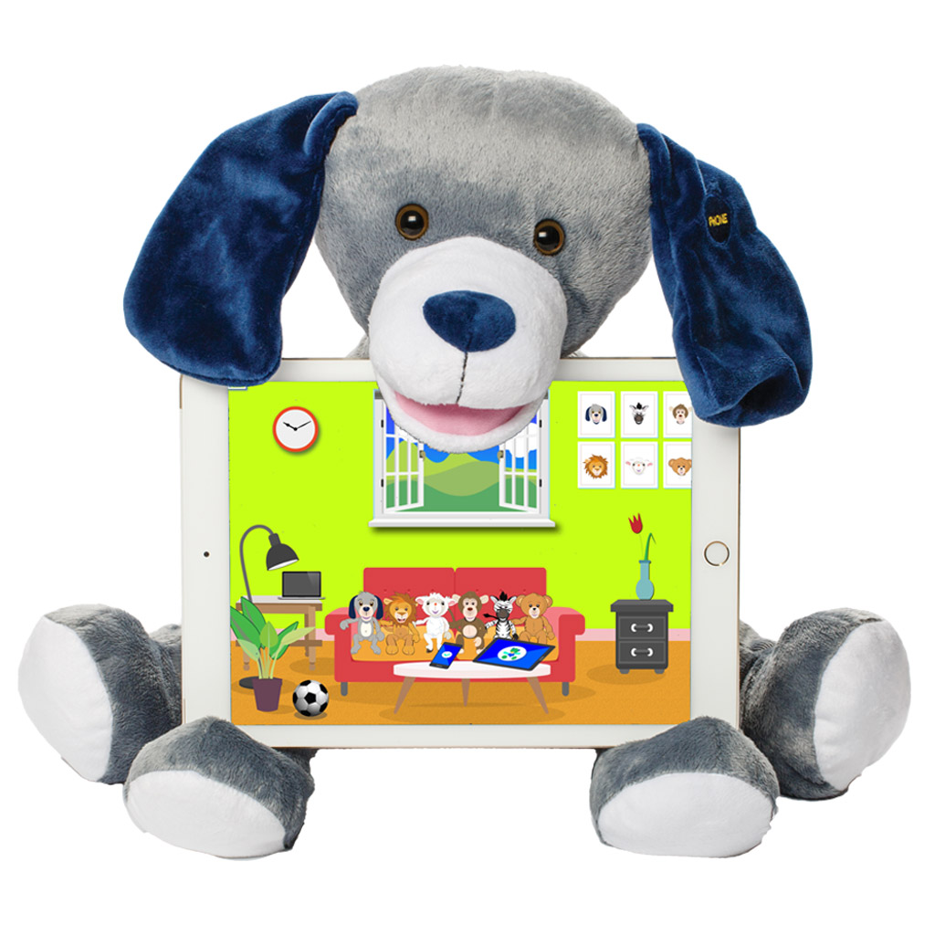 Hudson The Puppy - Talking Educational Learning Tool