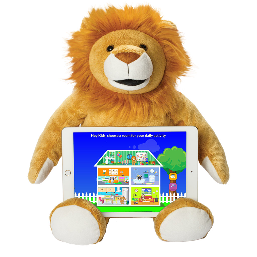 Leo The Lion - Talking Educational Learning Tool