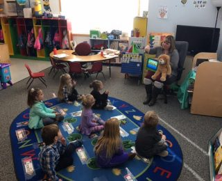Bluebee Pals and  Sweetwater County Developmental Center