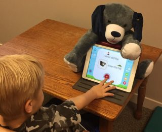 Empowering Struggling Readers with Bluebee Pals