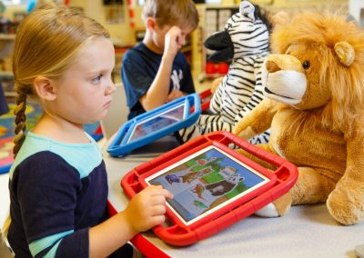 Bluebee Pals Project engages with Kids