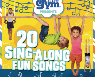 The Little Gym Sing and Move-Along Series