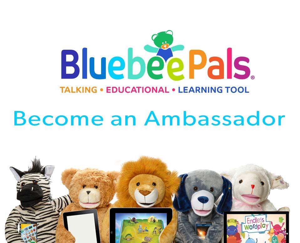 Become an Ambassador for Bluebee Pals