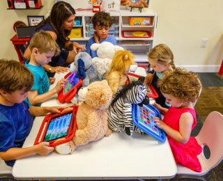 Role Play with Dr. Panda Apps & Bluebee Pals