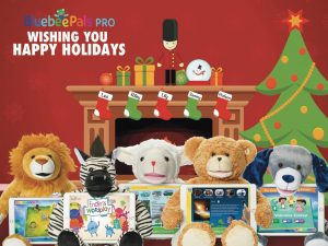 The iMums Favorite Christmas Apps | Bluebee Pals®
