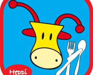 Bluebee Pals & Bo's Dinnertime by Heppi App