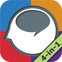 Bluebee Pal and Language Therapy App 4 in 1