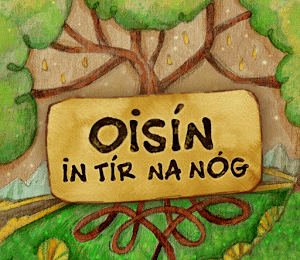 An Irish Folktale App-Oisín in Tír na nÓg,