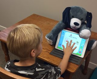 Bluebee Pals Tools for Speech and Behavior Therapists