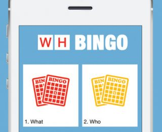 "Answer ""wh"" Questions and Play Bingo with Bluebee Pal"