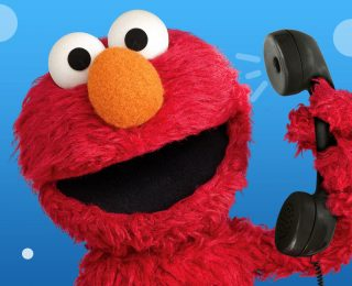 Ring Ring…It's Elmo or Cookie Monster Calling