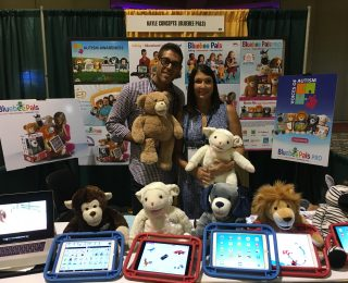 Autism Society National Conference and Bluebee Pals