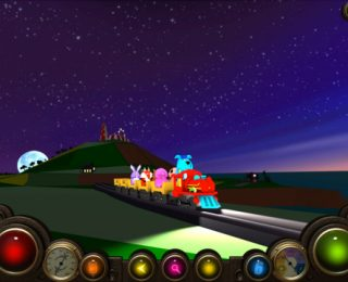 Sunset Train – Top Relaxing Bedtime Story Game For Kids By Jeremy Horton – Review