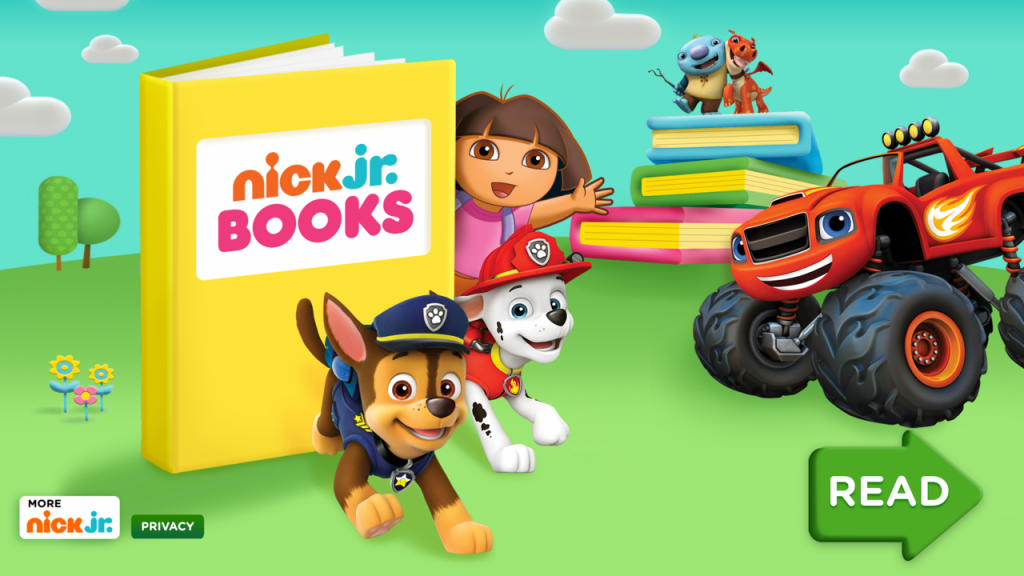 Storytime with Bluebee Pal and Nick Jr. Books | Bluebee Pals®