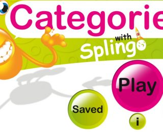 Learn Categories with Bluebee and the Splingo app