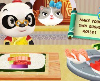 Dr. Panda Restaurant Asia App