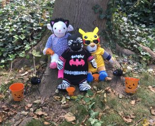 Halloween Apps to be used with Early Learners