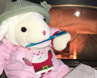 Lily's Wish List and  Happy Holiday