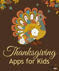 Thanksgiving Apps from Mrs. Wagner's classroom November 2017