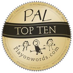 Playonwords LLC Announces Top 10 PAL Award