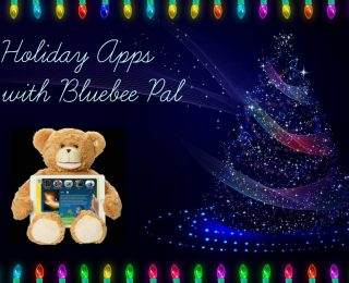 Holiday Apps to Celebrate with Bluebee Pal