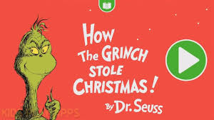 Bluebee Pal Reads How the Grinch Stole Christmas!