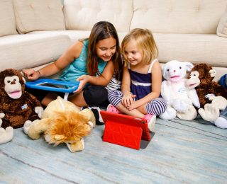 Speech Apps to Use at Home with Bluebee Pals