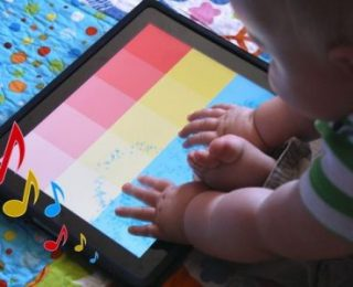 Baby's Musical Hands App and Bluebee Pals