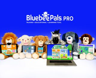 The Fabulous All New Bluebee Pal 4.0