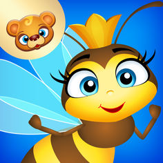 Bee – 123 Kids Fun is an Eco Friendly App
