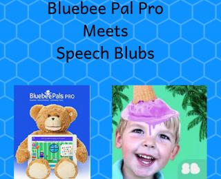 Speech Blubs App Meets Bluebee Pal Pro