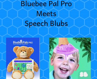Speech Blubs App Meets Bluebee Pal Pro
