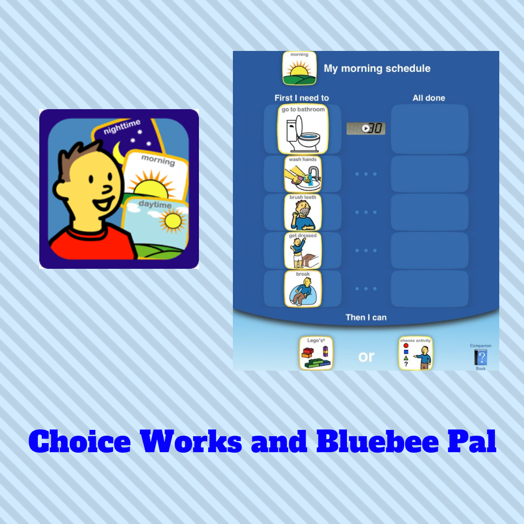 Choice Works App With Back To School In Full Swing Do You Have Students Or A Child That Needs More Visual Supports Does Your Trouble