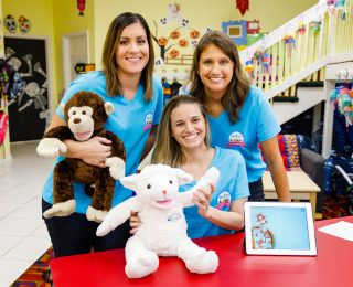(AAC)Assistive Technology and  Bluebee Pals