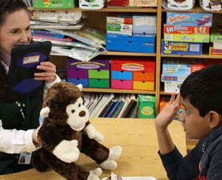 Bluebee Engages Children with Autism at Mott Road Elementary School