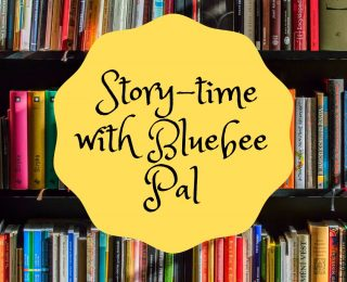 Story-time with Bluebee Pal