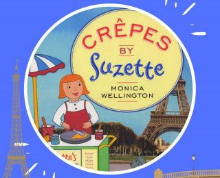 Learning Languages with Crepes by Suzette App