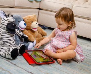 Bluebee Pals Helping Children with Trauma