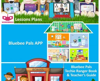 Bluebee Pals and Google Workbench