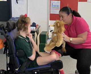Beenleigh Special School Australia Utilizing AAC