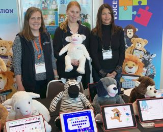 Bluebee Pals Go Global With AAC
