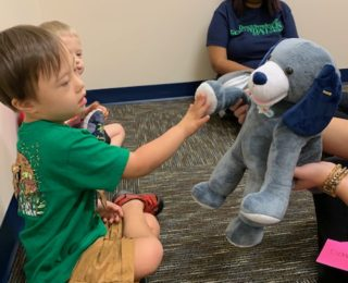 Bluebee Pals and Down Syndrome Foundation of Florida