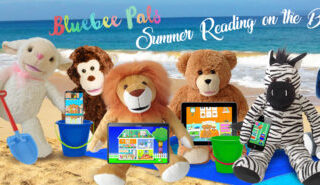 Summer Slide:  Combat it with Bluebee Pals!