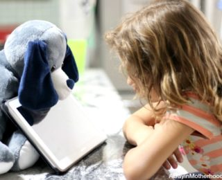Bluebee Pals Teaching Virtually with Special Needs