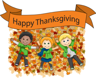 Thanksgiving Learning with Bluebee Pals!