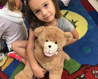 Stuffed Animals Positivity on Social Emotional Learning