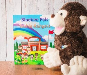 Bluebee Pals Techie Rangers: Speech and Language Tips for the Classroom